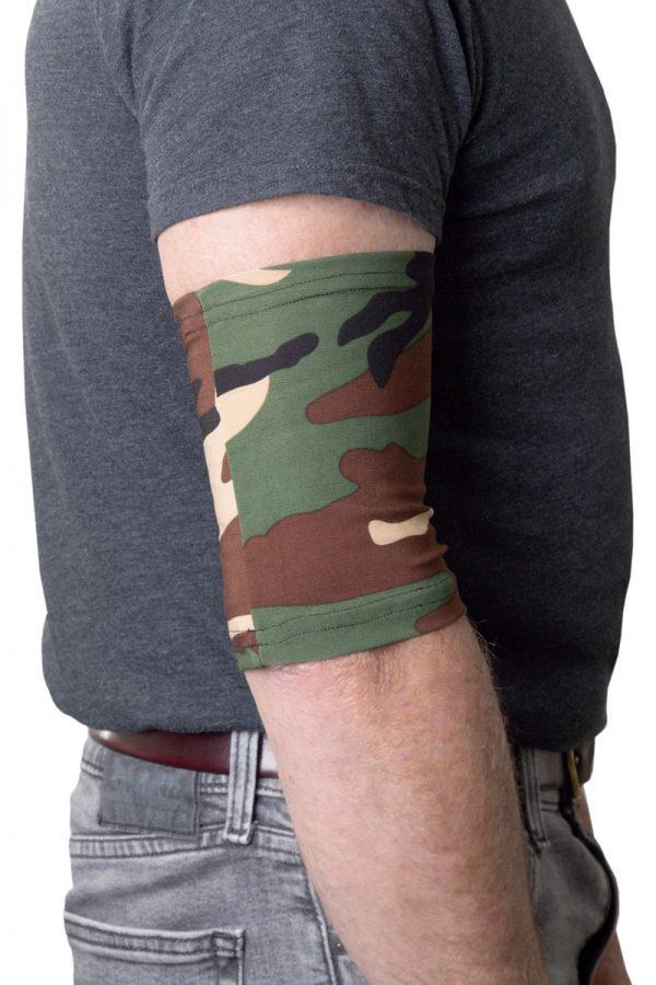 Men's Camo Picc Line Sleeve